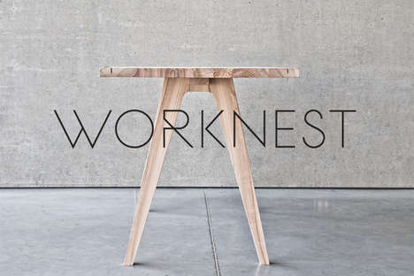 Worknest by Wiktoria Lenart