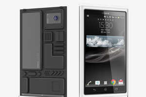 The 'XTRUD' Cellphone is the Last Phone That You'll Ever Buy