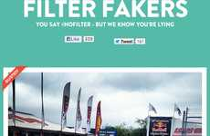 The Filter Fakers Blog Calls Out Cheating Instagram Users