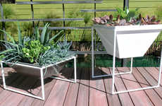 Geometric Planter Systems