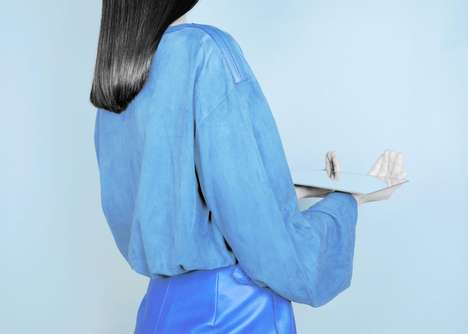 Artistically Surreal Editorials - Lucid Dreams by Ina Jang is Full of Minimalism and Color