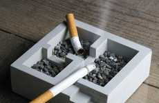 Architectural Ashtrays