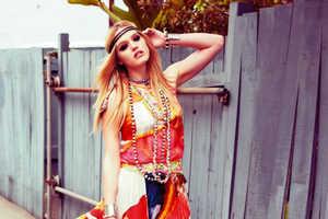 The New Dana Drori Editorial Showcases Beach-Ready Hippie Fashion
