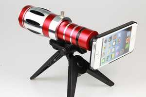 This iPhone Telescope Lets You Take 20 Times Zoomed Photos