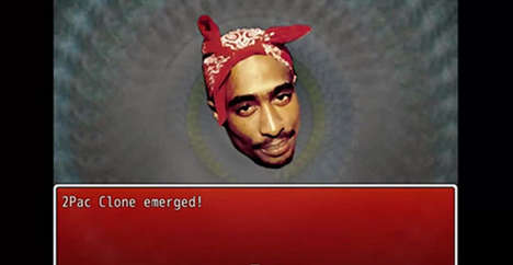 Cheeky Rapper Video Games - The Kanye Quest 3030 Game Let