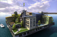 The Seasteading Institute Promotes Autonomous Ocean Communities