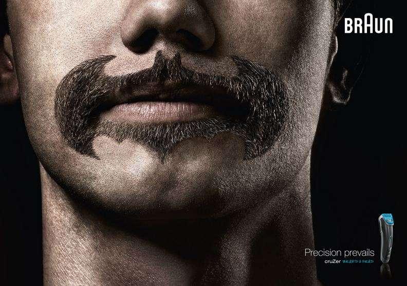 Heroic Beard Ads