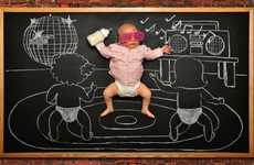 Baby Blackboard Adventures