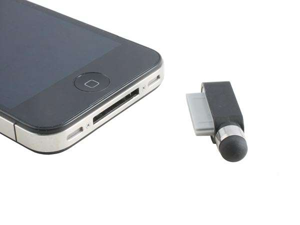 Phone-Plugging Mini Styluses