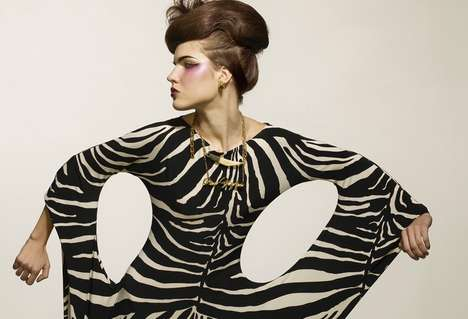 Zebra Print Fashion
