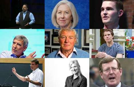 60 Speeches by Politicians - From Shifting Global Power to Protecting Modern Societies
