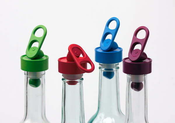 Pop Tab Wine Stoppers