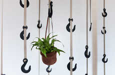 Modular Masculine Hanging Systems