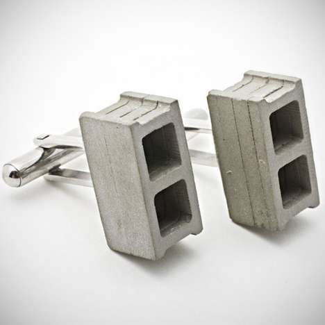 Concrete Jewelry Pieces