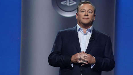 Jack Tretton Showcases the PlayStation 4 in His Sony PlayStation 4 Keynote
