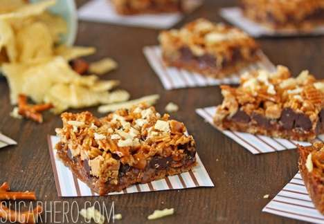 Dude Food Magic Bars