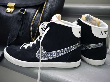 Crystal-Encrusted Kicks