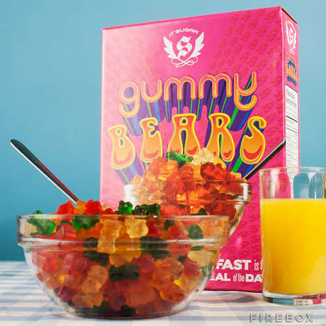Gummy Bears Breakfast