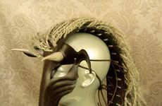 Post-Apocalyptic Horse Masks