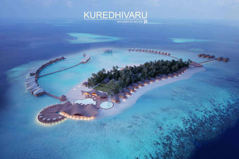 luxury resort concept