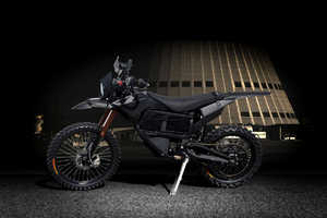 The Zero MMX Electric Motorcycles Were Made for Military Use