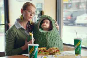 This Subway Commercial Shows People with Extreme Loves for Avocados