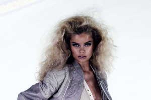 Frida Aasen Rocks Big Hair and Body Suits in Exit's 'Ride Me, Play Me'