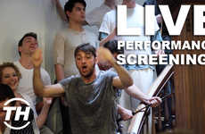 Live Performance Film Screenings - 360 Screenings Makes Movies Come Alive