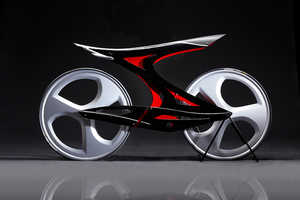 The Zapfina Bike Takes Inspiration from Your Body to Create a Smooth Ride