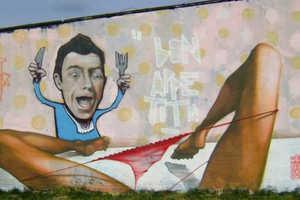 The Etam Cru Collective Produces Brilliant Four-Story Murals in Poland
