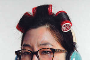 Kang Kang-Hoon Paints Peculiar Hyper-Realistic Art