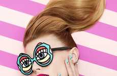 41 Pop-Art Fashion Features