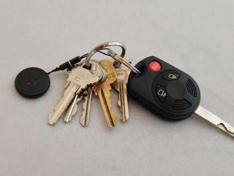 prevent losing your keys