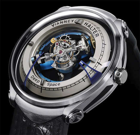 Deep Space Tourbillon