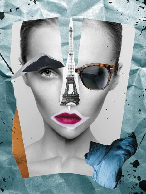 100 Creative Collage Masterpieces - These Layered Artworks Are Visually Vivid and Imaginative