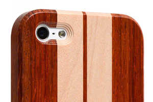 Miniot's iWood Cobra iPhone Collection is Inspired by Speedy Rides