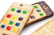 Replica Smartphone Cookie Cutters - These iCookie Cutters Make High-Tech Treats