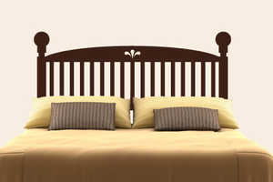 Save Space and Costs with a Customizable Bed Frame Sticker