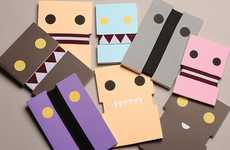 Munching Monster Notebooks - Ozan Akkoyun Designs Cleverly Adorable Critter Journals