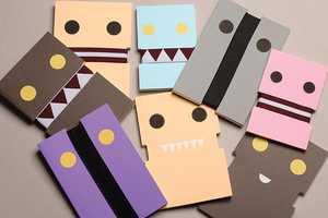 Ozan Akkoyun Designs Cleverly Adorable Critter Journals
