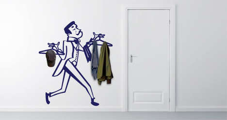 Practical Wall Decal