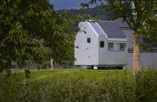 Single-Person Eco Homes - This Small Eco House by Renzo Piano is Fit for Just One Person