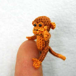 Crocheted Creatures