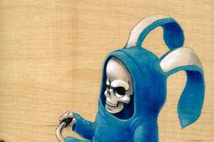 Norio Fujikawa's Devilish Drawings are Both Morbid and Cute