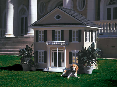 Luxury Pet Vacations - The Paw Seasons Hotel Offers Luxury Vacations for Pampered Pooches
