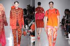 Vibrantly Feral Fashions - The Katie Eary Spring/Summer Collection is Bright and Bold