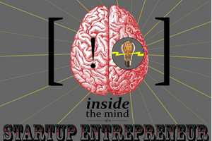 The 'Inside the Mind of a Startup Entrepreneur' Infographic is Mindful