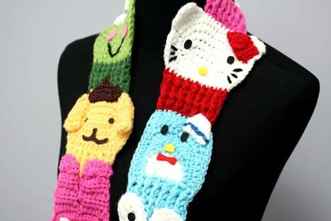 Hello Kitty Scarf