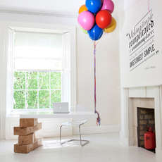 23 Cheerful Balloon-Shaped Decor - From DIY Uplifting Cupcake Decor to Playful Childhood Lighting