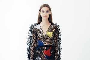 The Christopher Kane Resort 2014 Collection is Inspired by Mondri